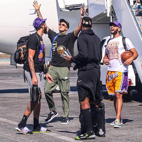 Campeonato de los Lakers
