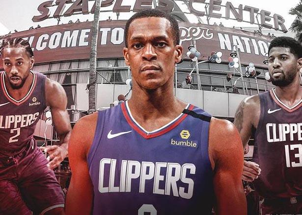 Camisetas NBA Los Angeles Clippers replicas